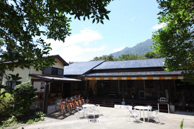 ヨガ 屋久島