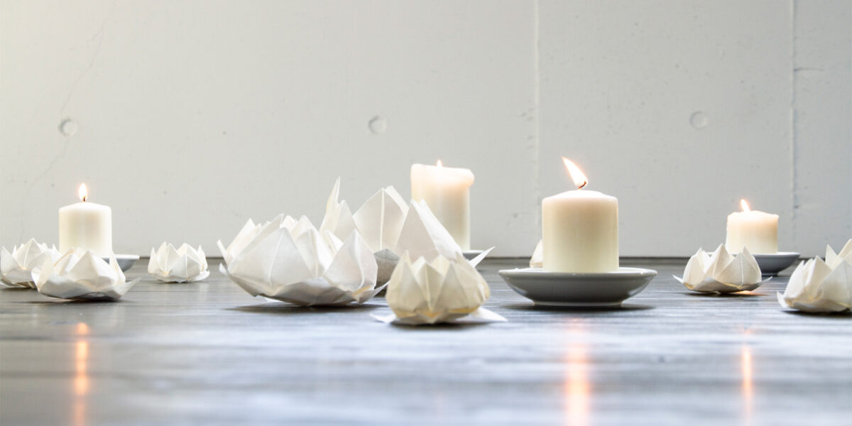 折紙瞑想: simple