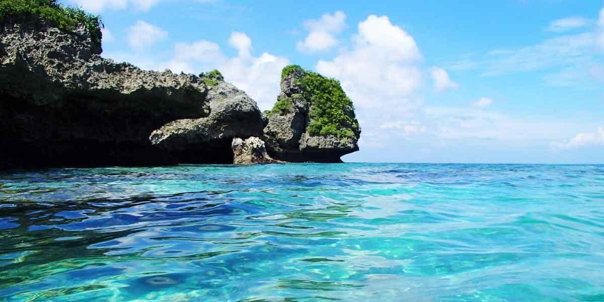 東洋一美しいビーチ